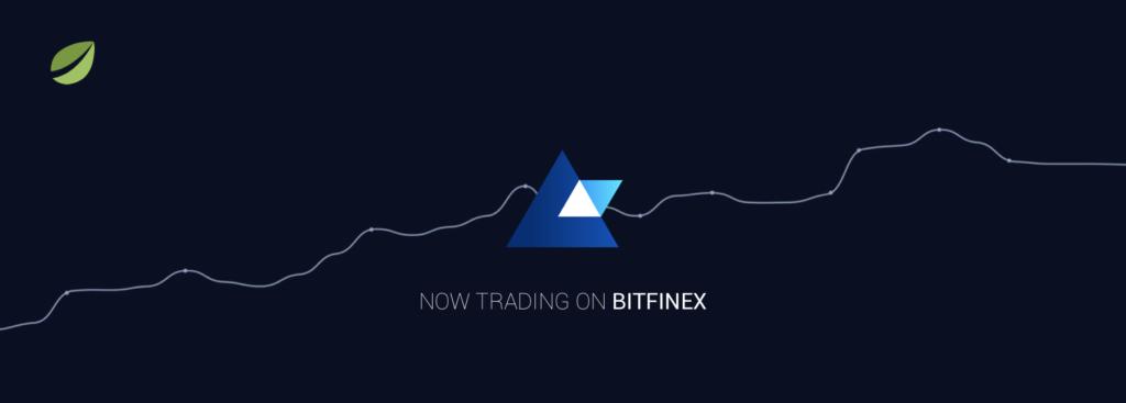 Bitfinex Launches Auctus (AUC) Trading