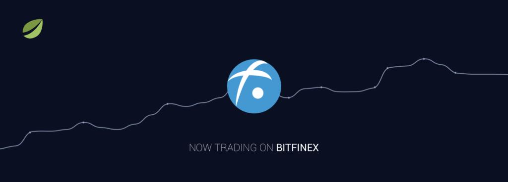 Bitfinex Launches Fusion (FSN) Trading