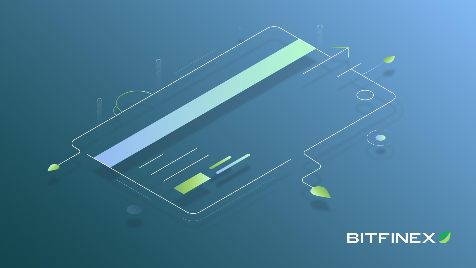 Bitfinex supports payments with credit and debit cards