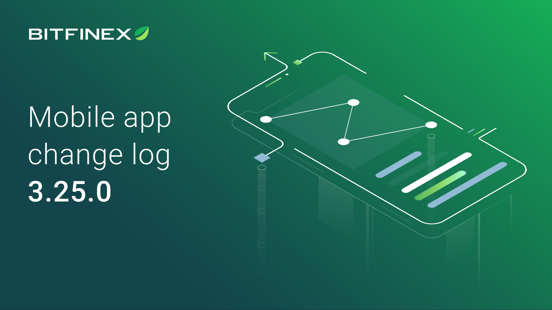 Mobile App Change Log 3.25.0