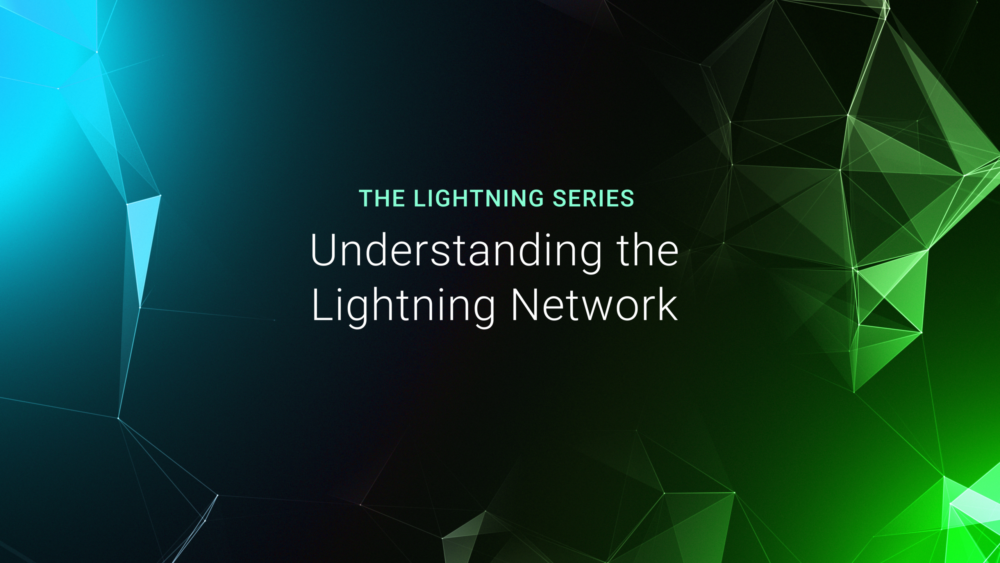 Understanding the Lightning Network
