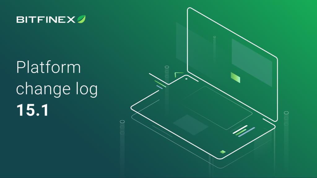 Change Log: Version 15.1