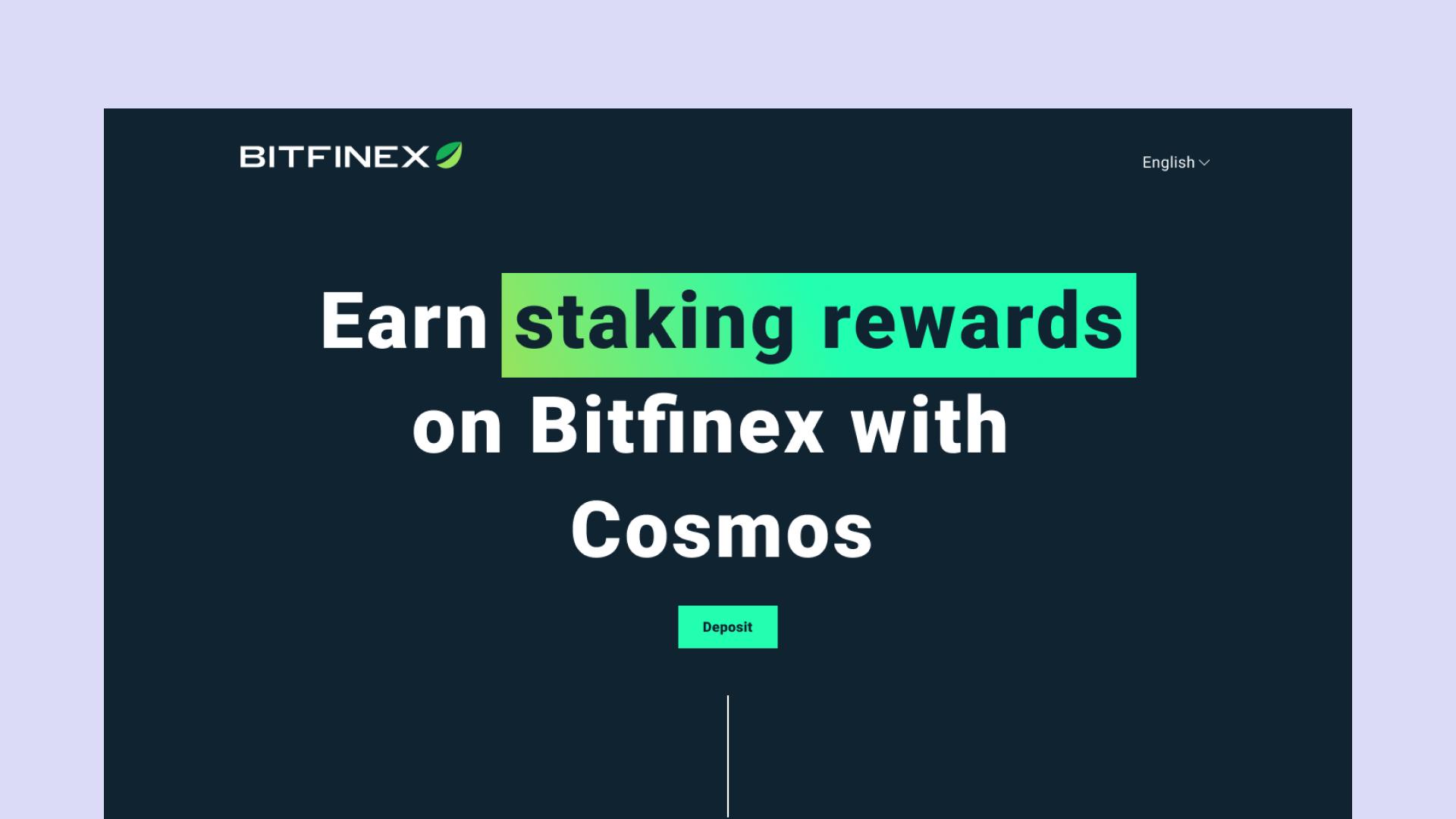 bitfinex btc indėlių mokestis