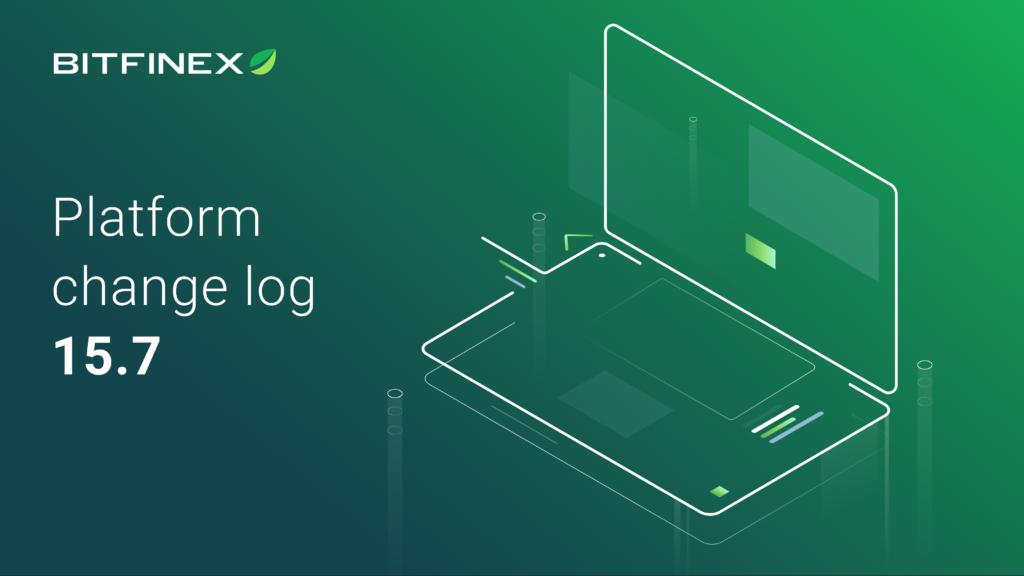 Change Log: Version 15.7