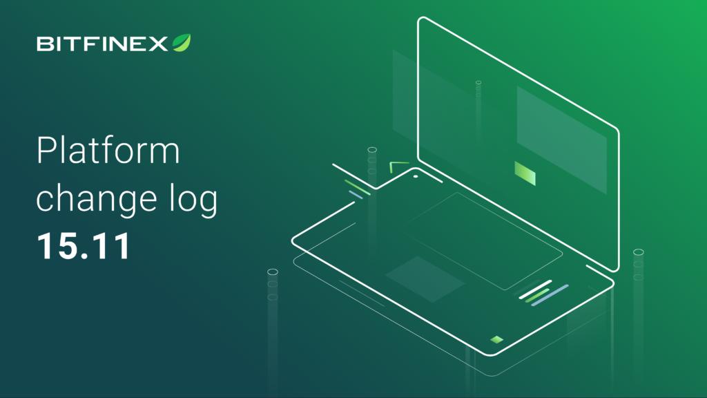 Change Log: Version 15.11