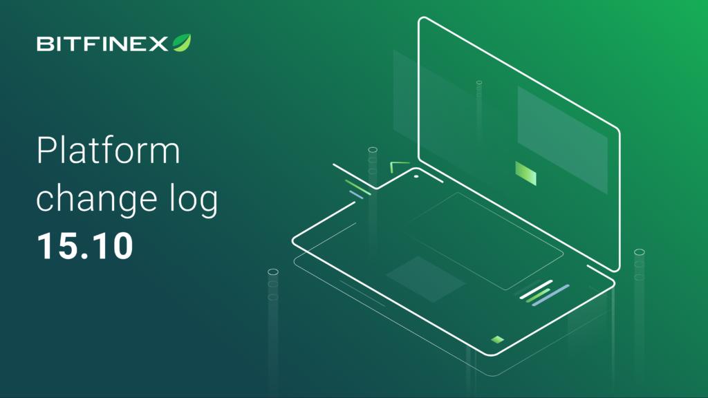 Change Log: Version 15.10
