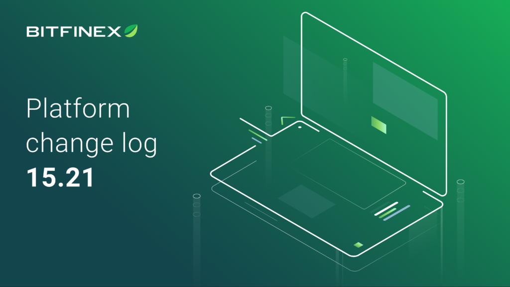 Change Log: Version 15.21
