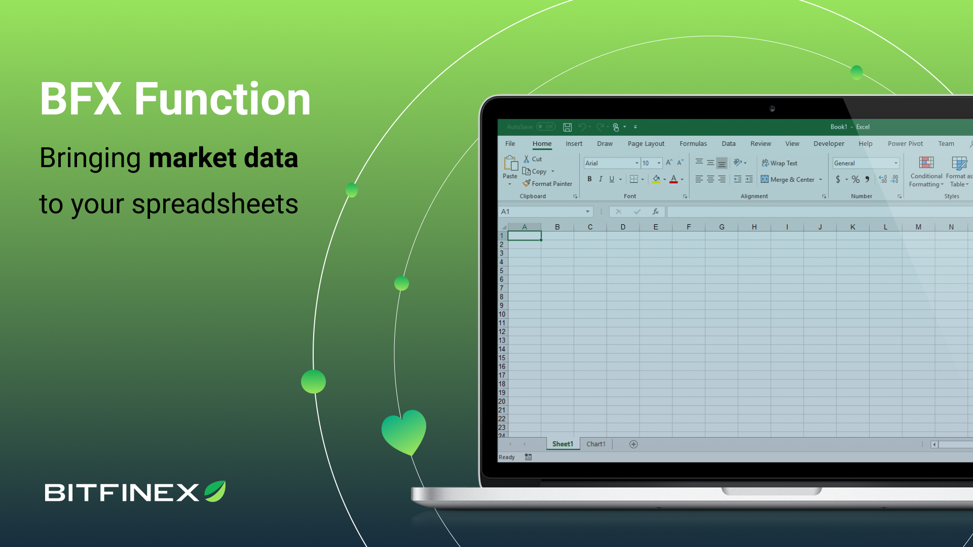 BFX Function – Bringing market data to your spreadsheets