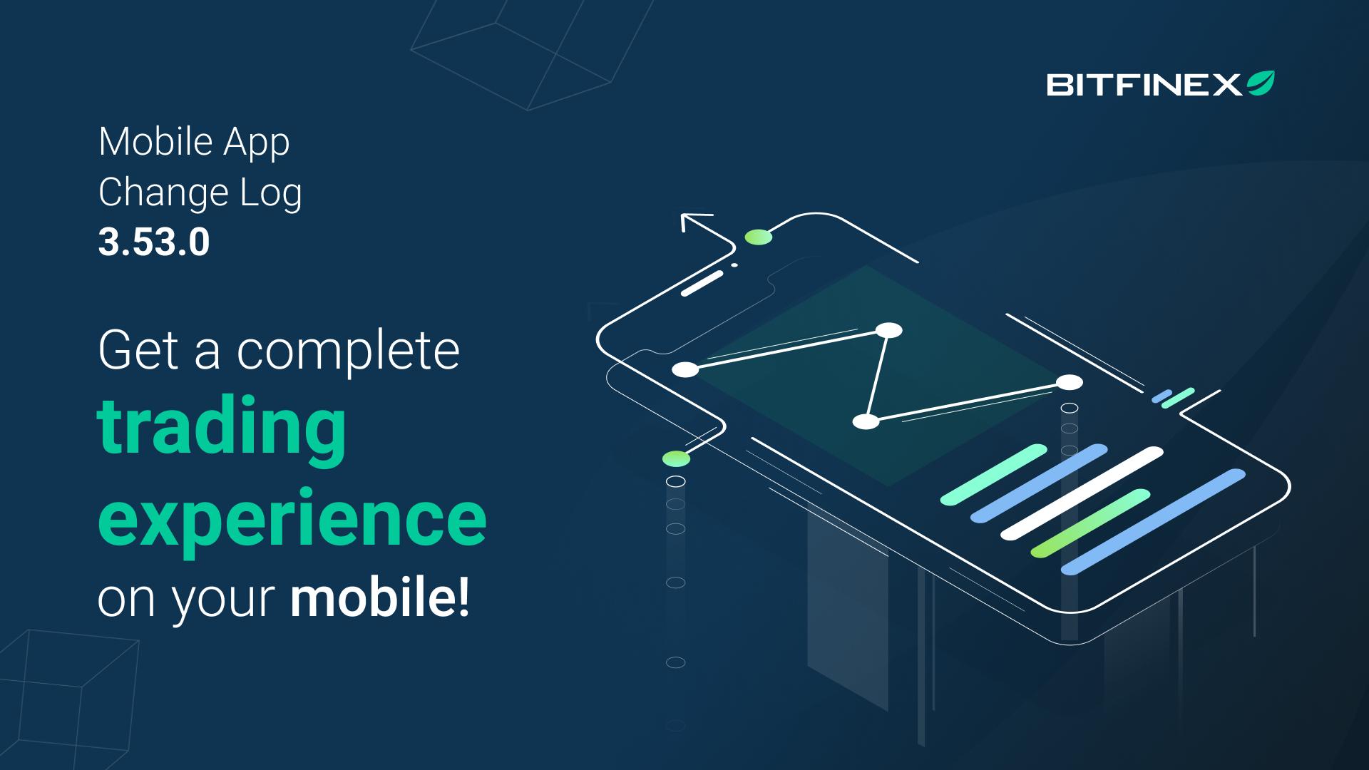 Mobile App Change Log 3.53.0