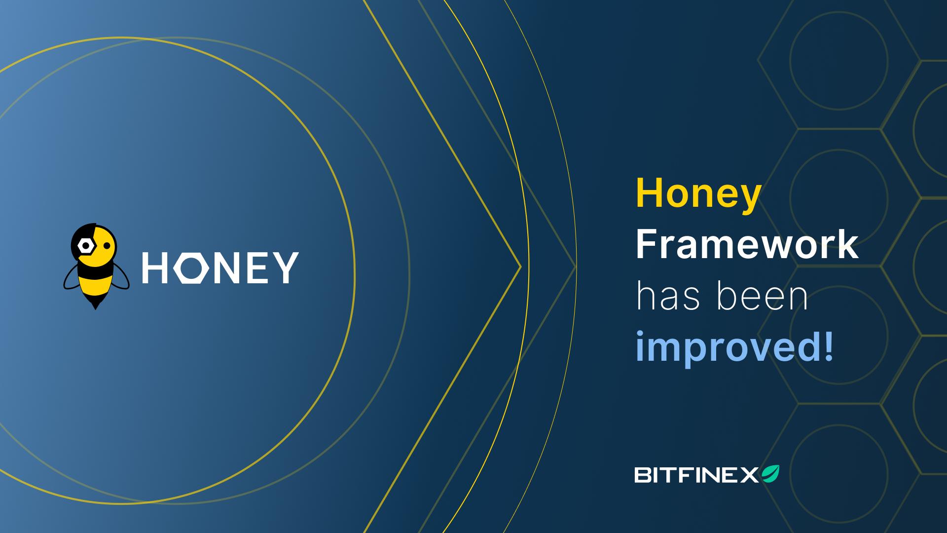 Honey Framework 3.8.3