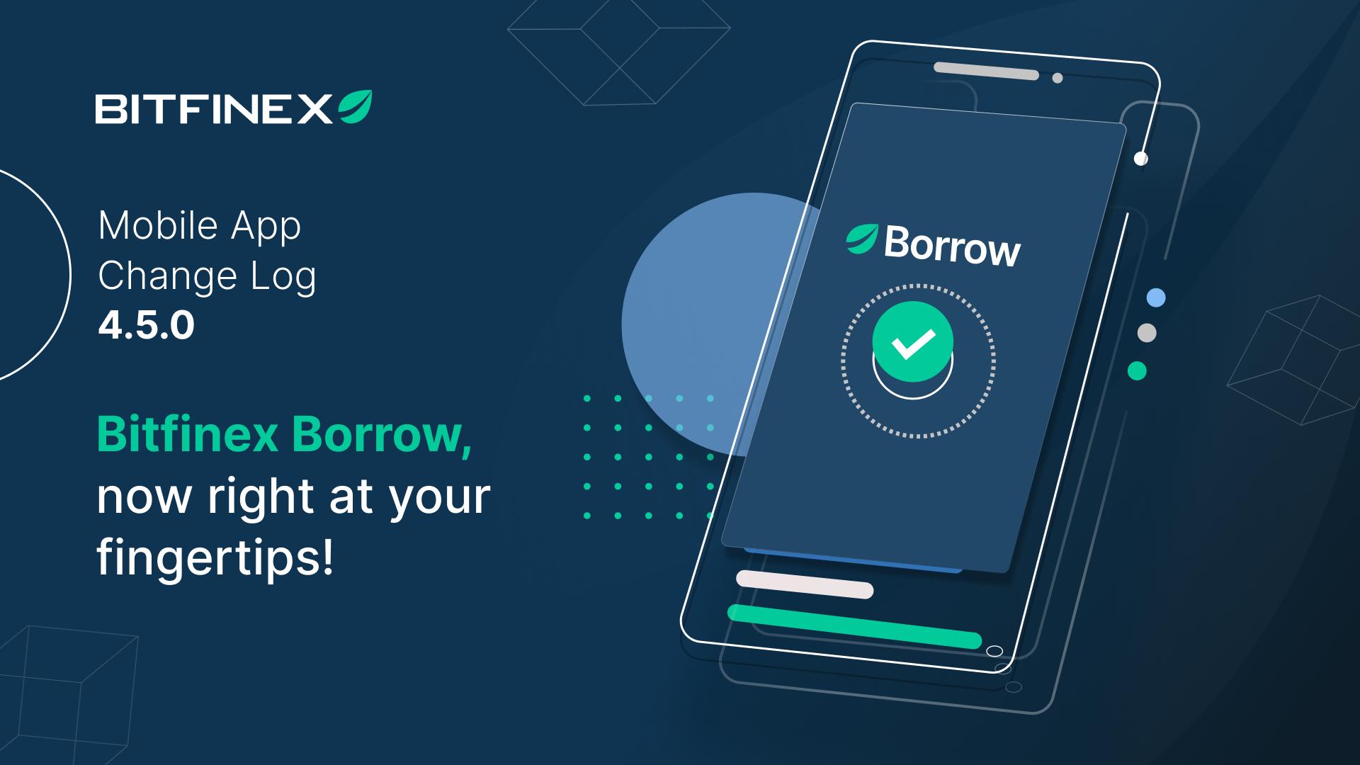 Bitfinex Mobile App